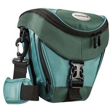 Mantona Premium Holster Kameralaukku Tumman Vihreä