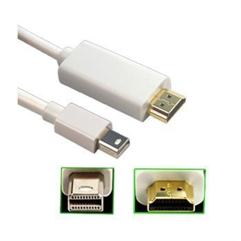 Mini DisplayPort / HDMI Kaapeli 3m