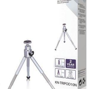 Minikolmijalka kameroille ja videokameroille