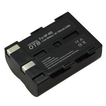 Minolta NP-400 / Samsung SLB-1674 / Pentax D-LI50 Akku 1300mAh