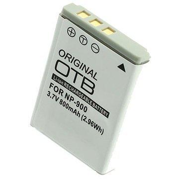 Minolta NP-900 Olympus Li-80B OTB Akku 800mAh