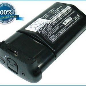 Nikon D300 akkukahvan KEL4A akku 2200 mAH
