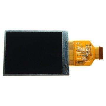 Nikon D3200 LCD-Näyttö