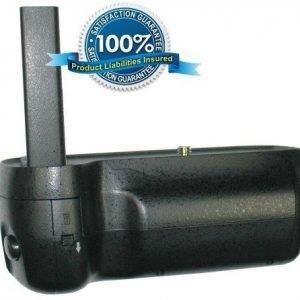 Nikon D40 D40X D5000 D60 yhteensopiva akkukahva