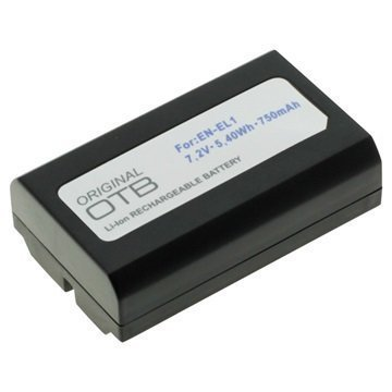 Nikon EN-EL1 Battery Coolpix 8700 5700 5400