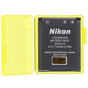 Nikon EN-EL10 Akku Coolpix S5100 S4000 S80