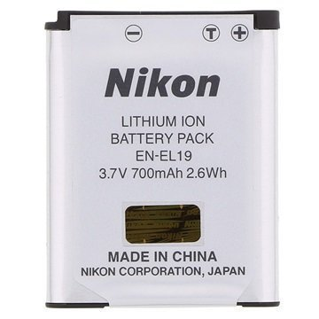 Nikon EN-EL19 Akku Coolpix S7000 S6900 S33