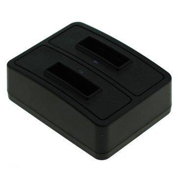 Nikon EN-EL19 Kaksoislaturi Musta