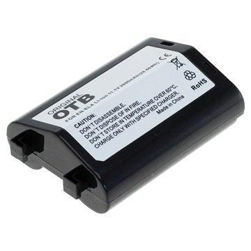 Nikon EN-EL4 Battery D3s D3 D2X D2Xs D2H 2600mAh