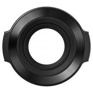 Olympus Lc 37c Objektiivisuoja Musta