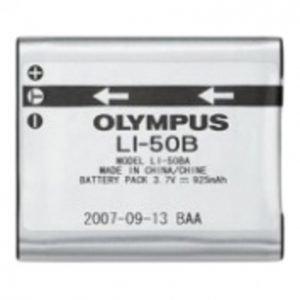 Olympus Li-50b Ladattava Lithium-Ion Akku