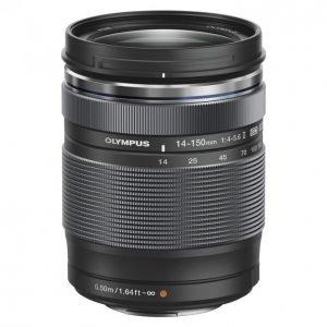 Olympus M-Zuiko Digital Ed 14-150mm Objektiivi