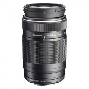 Olympus M-Zuiko Digital Ed 75-300mm Objektiivi