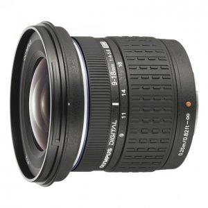 Olympus M-Zuiko Digital Ed 9-18mm Objektiivi