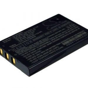 Panasonic CGA-S301 CGA-S302A CGA-S302A/ 1B CGA-S302E/ 1B VW-VBA10 VW-VBA20 VW-VBA21 yhteensopiva akku 1050 mAh