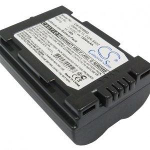 Panasonic DMW-BC14 S602E CGR-S602 DMW-BL14 DMW-BC14 DMC-LC1 DMC-LC5 DMC-LC40 yhteensopiva akku 1500 mAh