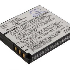 Panasonic DMW-BCE10 CGA-S008 CGA-S008E VW-VBJ10 CGA-S008A/1B CGA-S008A VW-VBJ10E-K CGA-S008E/1B DMW-BCE10E VW-VBJ10 VW-VBJ10E VW-VBJ10E-K CGR-S008 DMW-BCE10PP yhteensopiva akku 1050 mAh