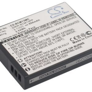Panasonic DMW-BCM13 akku 950 mAh