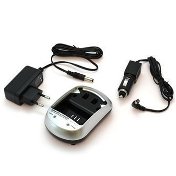 Panasonic DMW-BLD10 Battery Charger Lumix DMC-GF2 DMC-G3 DMC-GX1