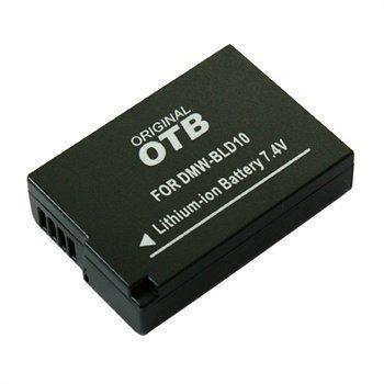 Panasonic DMW-BLD10 Battery Lumix DMC-G3 DMC-GF2 DMC-GX1 850mAh