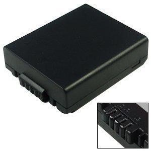 Panasonic DMW-BM7 Battery Lumix DMC-FZ20 DMC-FZ15 500mAh