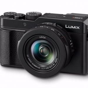 Panasonic Lumix Dmc Lx100 Ii Kamera Musta