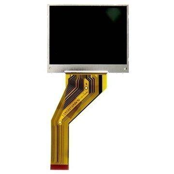 Panasonic Lumix FZ28 LCD Display