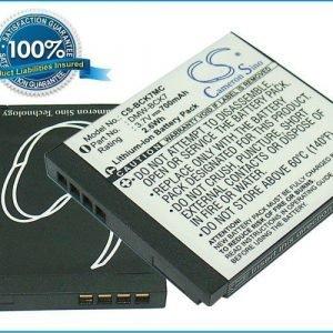 Panasonic VW-BCK7 DMW-BCK7 NCA-YN101F DMW-BCK7E DMW-BCK7PP ACD-341 NCA-YN101H NCA-YN101J SDBCK7 akku 700 mAh