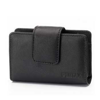 Pentax Optio P70 Leather Case LC-P1 Black