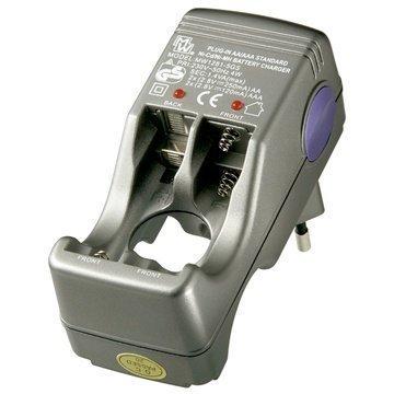 Plug-In Charger AA / AAA MW1281