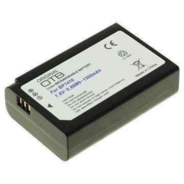 Samsung BP1410 Akku WB2200F NX30 1300mAh