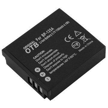 Samsung IA-BP125A Videokamera Akku HMX-M20 HMX-Q10 HMX-T10 1100mAh