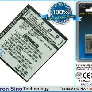 Samsung SLB-0837 SB-L0837 akku 820 mAh