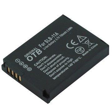 Samsung SLB-11A Battery HZ50W WB700 TL500 CL80