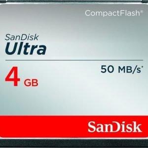 SanDisk Ultra CF 4GB