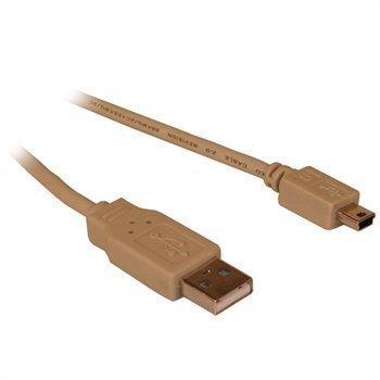 Sandberg USB 2.0 A / Mini-B-Kaapeli 1