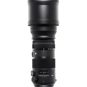 Sigma 150 600 Mm F/5 6.3 S Dg Os Hsm Objektiivi Nikon