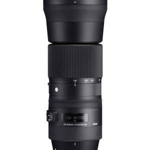 Sigma 150 600mm F/5 6.3 C Dg Os Hsm Objektiivi Nikon