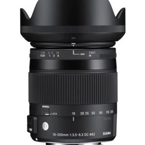 Sigma 18 200mm F/3