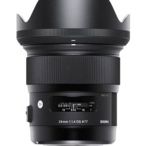 Sigma 24 Mm F/1.4 Art Dg Hsm Objektiivi Canon