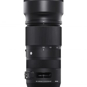 Sigma Eos 100 400/5 6.3 C Dg Os Hsm Objektiivi Canon