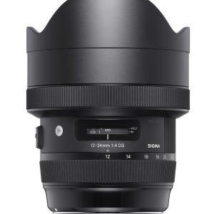 Sigma Eos 12 24/4 A Dg Hsm Objektiivi Canon