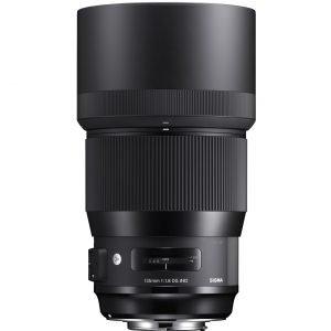 Sigma Eos 135/1.8 A Dg Hsm Objektiivi Canon