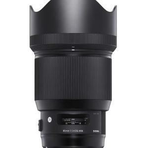 Sigma Eos 85/1.4 A Dg Hsm Objektiivi Canon