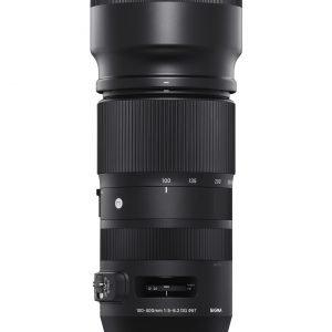 Sigma Nad 100 400/5 6.3 C Dg Os Hsm Objektiivi Nikon