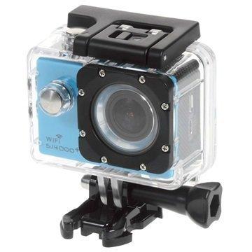 Sjcam SJ4000+ WiFi Full HD Toimintakamera Sininen