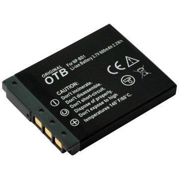 Sony NP-BD1 / NP-FD1 Battery Cyber-shot DSC-TX1 DSC-G3 600mAh
