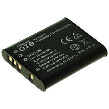 Sony NP-BK1 Battery Cyber-shot DSC-W370 DSC-S980 650mAh