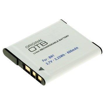 Sony NP-BN1 Akku Cyber-shot DSC-QX30 DSC-QX100 DSC-TX30