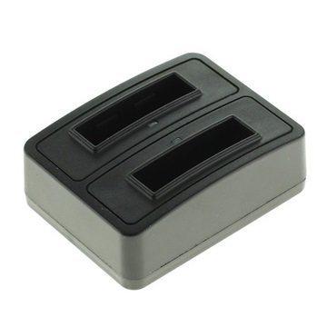 Sony NP-BN1 Kaksoislaturi Musta
